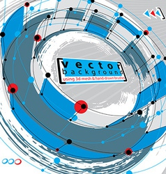 Background abstract live style made vector