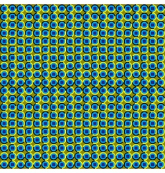 Abstract optical pattern vector