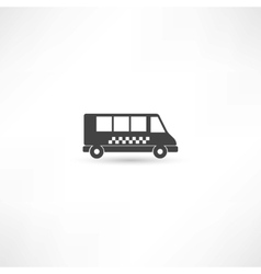 Transport icon vector