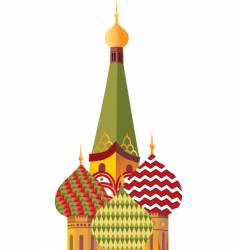 St basil cathedral vector