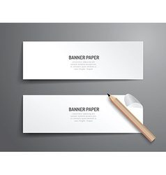 Set of banner template design graphic or website vector