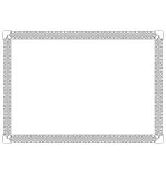 Curves frame vector