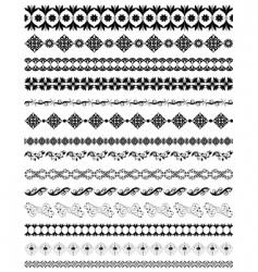 Oriental frame vector
