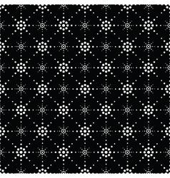 Seamless pattern of symbolic stars 2 vector