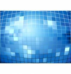 Mirror ball texture vector