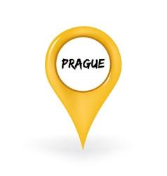 Location prague vector