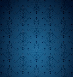 Blue little background vector