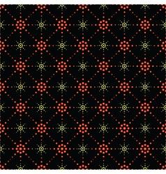 Seamless pattern of symbolic stars 3 vector