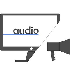 - audio vector