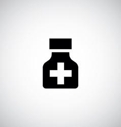 Drugs icon vector