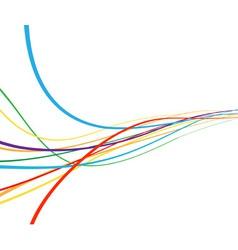 Rainbow abstract wave vector