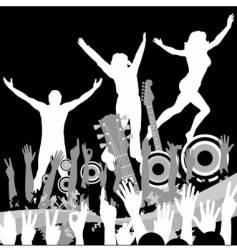 Music celebration vector