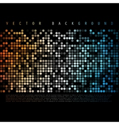 Abstract colorful background color circle vector