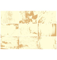 Texture set vector