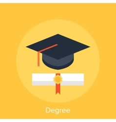 Degree vector