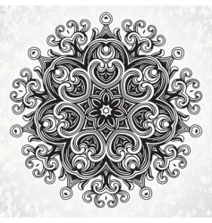 Pattern element vector