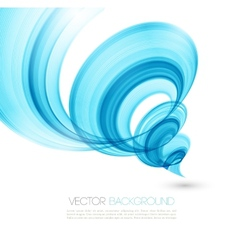 Abstract twist line background template brochure vector