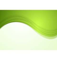 Abstract waves background vector