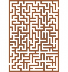 Labyrinth vector