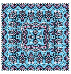Ornament kvadrat 4 380 vector