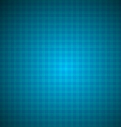 Tablecloth blue background in retro style vector