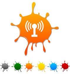 Radio blot vector