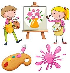 Artists vector