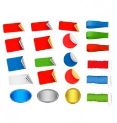 Mega set of labels vector