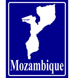 Mozambique vector