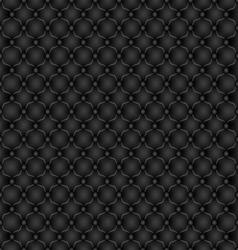 Texture leather upholstery door vector