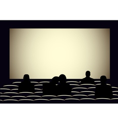 Cinema hall 3 vector
