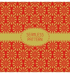 Geometric national chinese seamless pattern vector