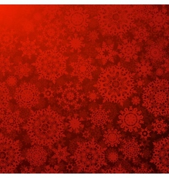 Seamless deep red christmas pattern eps 10 vector