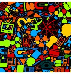 Science wallpaper vector