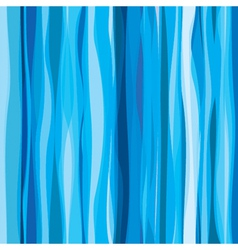 Abstract blue ripple strip background vector