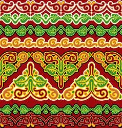Slavic seamless ornament vs vector