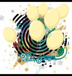 Party illustration vector
