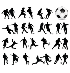 Football 3 vector
