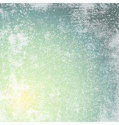 Grunge scratched texture vector