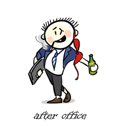 After office vector