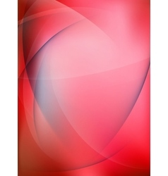 Abstract light waves background eps 10 vector