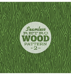 Retro wood seamless pattern vector