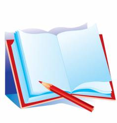 The clever book vector