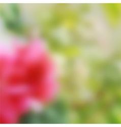 Flower mesh vector