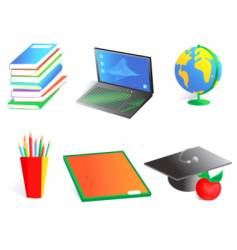 School attribues vector