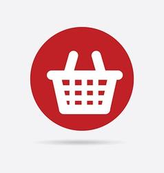 Basket design vector