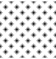 Floral pattern abstract background vector