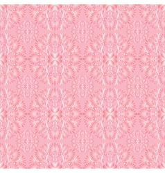 Seamless background delicate pink vector