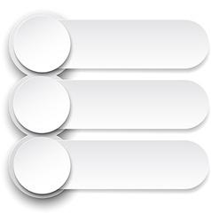 Infographics paper design vector
