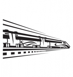 Rapid train vector